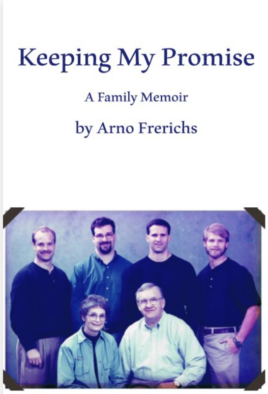 Keeping My Promise book cover
